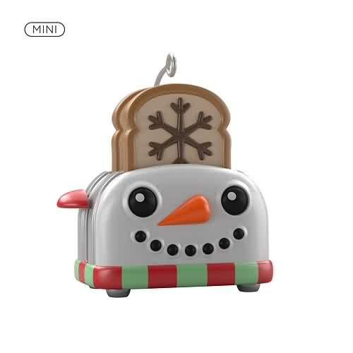 2021 Teeny Toaster Hallmark ornament (QXM8372)