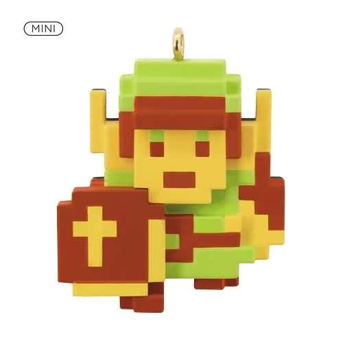 2021 The Legend Of Zelda - Link Hallmark ornament (QXM8335)