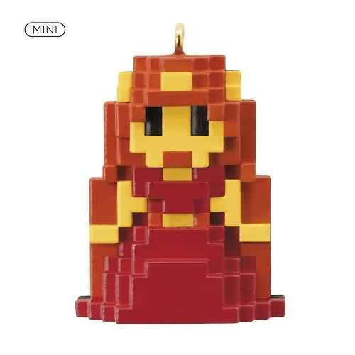 2021 The Legend Of Zelda - Princess Zelda Hallmark ornament (QXM8332)