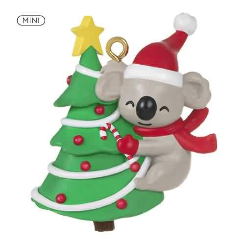 2021 Top-Koalaty Christmas Hallmark ornament (QXM8345)