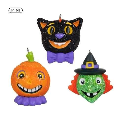 2021 Vintage Halloween Cuties Hallmark ornament (QFO5332)