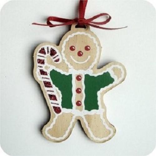 2005 Mayors Tree Ornament - Gingerbread (MAYOR05)