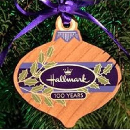 2010 Mayors Tree Ornament - Centennial (MAYOR10)