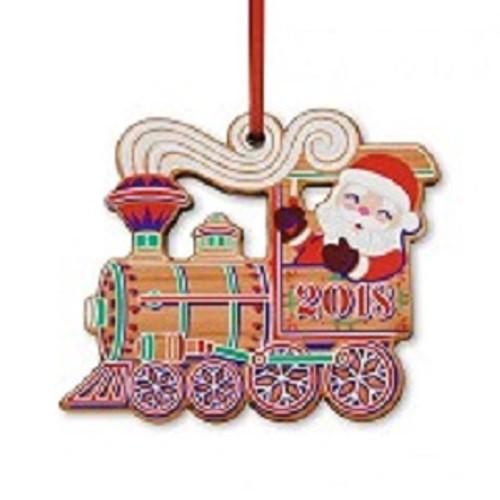 2018 Mayors Tree Ornament - All Aboard (MAYOR18)