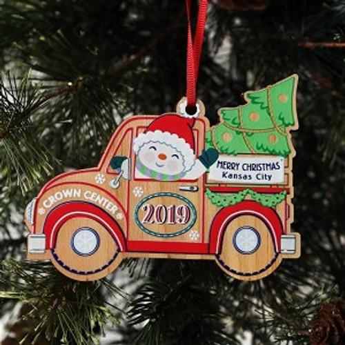 2019 Mayors Tree Ornament - Here Comes Christmas (MAYOR19)