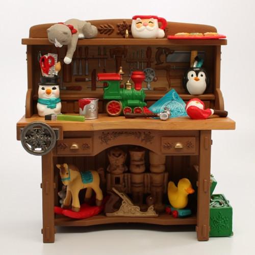 2017 Santa's Workbench