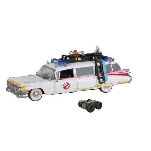 2021 Ghostbusters Afterlife Ecto-1 and RTV - Comic Con