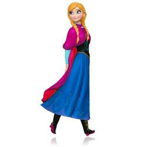 2015 Disney - Princess Anna