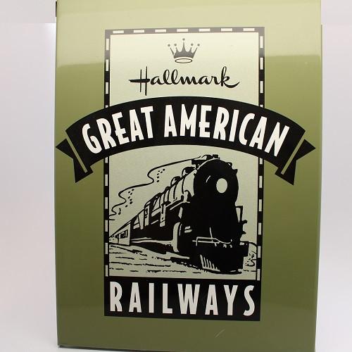 Great American Railways Sign