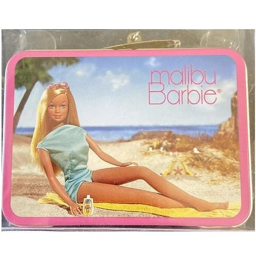 2002 Malibu Barbie Lunchbox