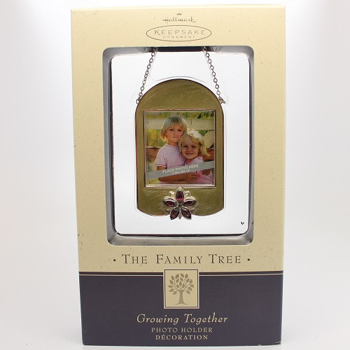 2004 Family Tree - Growing Together