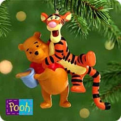 2000 Winnie the Pooh - Tigger-ific Tidings to Pooh