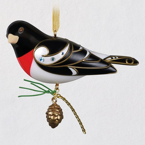 2021 Beauty of Birds - Rose-Breasted Grosbeak - Event (QKC9172)