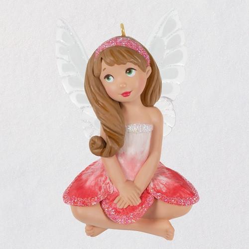 2021 Fairy Messenger - Freesia Fairy Event Repaint (QKC9112)