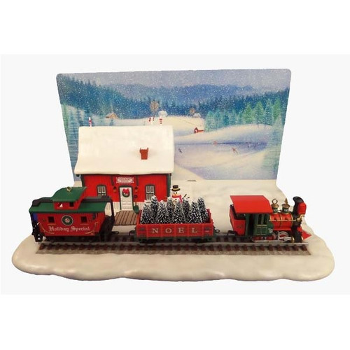 2003 Lionel Holiday Special (QXC4587)