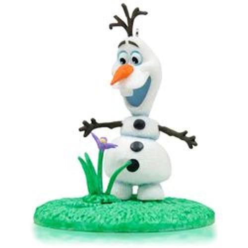 2015 Disney - Olaf In Summer