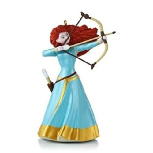 2013 Disney - Pixar - Merida The Archer