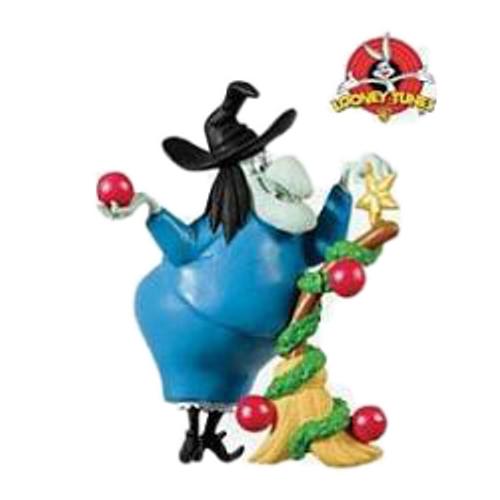 2013 Looney Tunes - Decking The Broom