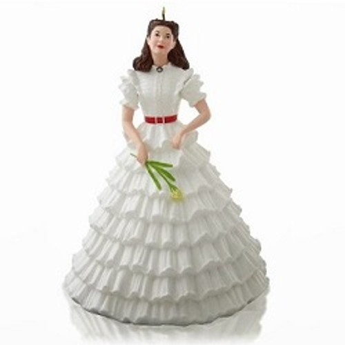 2014 Scarletts White Dress - Limited
