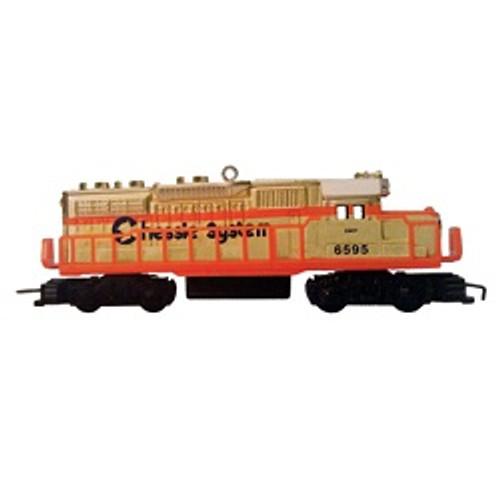 2015 Lionel - Chessie System Locomotive - Limited