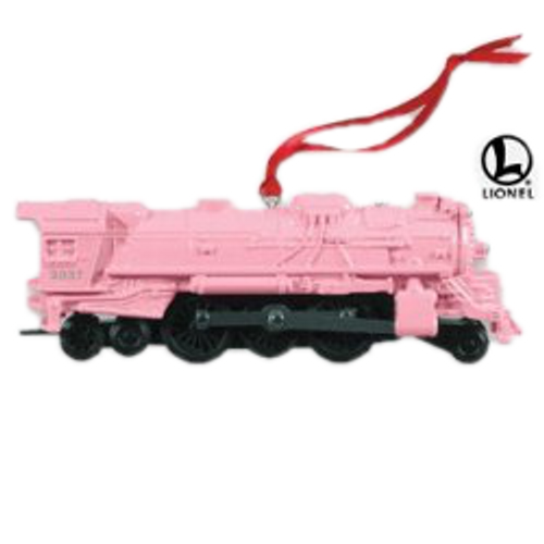 2013 Lionel - 2037 Steam Locomotive - Pink