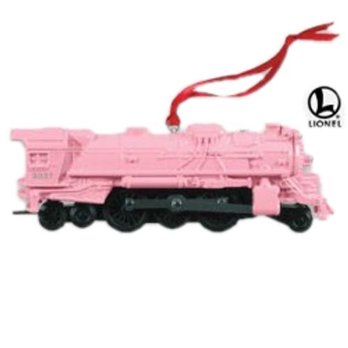 2013 Lionel - 2037 Steam Locomotive - Pink