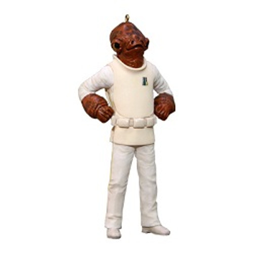 2015 Star Wars - Admiral Ackbar - Limited