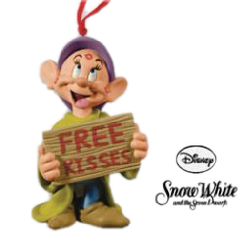 2013 Disney - Free Kisses - Dopey