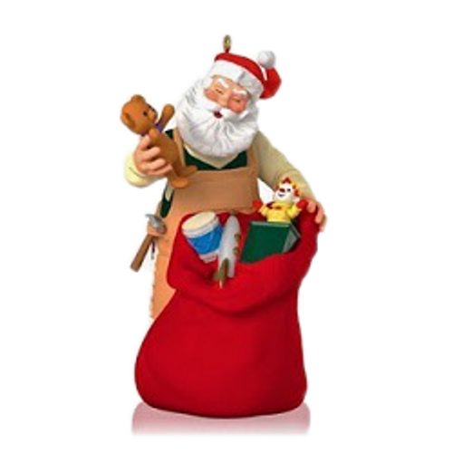 2014 Toymaker Santa 15th Anniversary - Limited