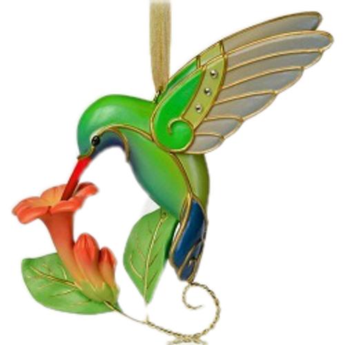 2014 Beauty of Birds - Hummingbird Winged Wonder - Limited