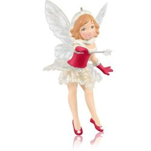2014 Fairy Messengers - A Very Merry Christmas Fairy - Limited