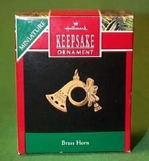 1990 Brass Horn