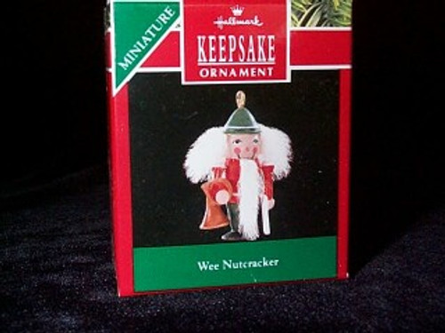 1990 Wee Nutcracker