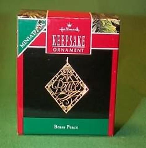 1990 Brass Peace