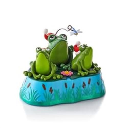 2013 Jingle Frogs