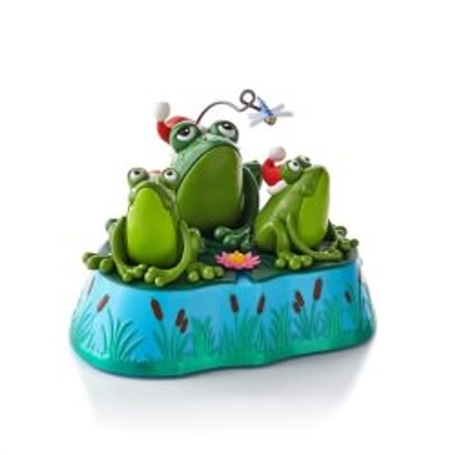 2013 Jingle Frogs