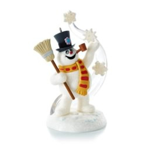 2013 Frosty The Snowman - Magic In The Air
