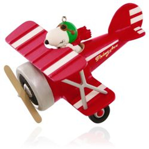 2015 Peanuts - Flying Ace