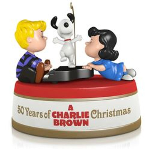 2015 Peanuts - 50 Years of A Charlie Brown Christmas