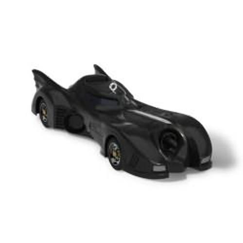 2014 Batmobile - 1989 Batmobile