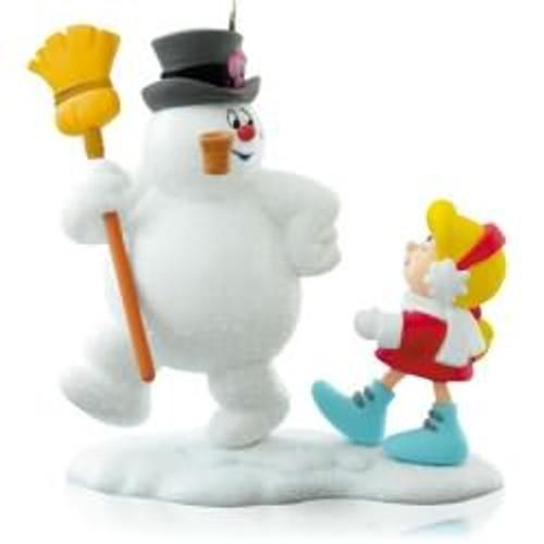 2014 Frosty the Snowman - A Frosty Parade