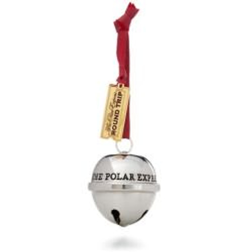 2014 Polar Express - Santas Sleigh Bell