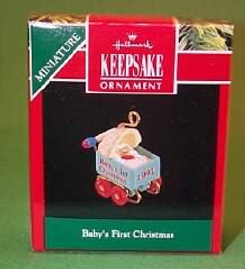 1991 Babys 1st Miniature