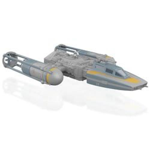 2015 Star Wars - Y-Wing Starfighter