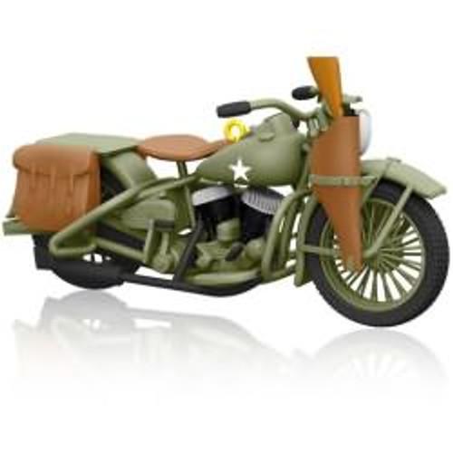 2014 Harley Davidson - 1942 Harley Davidson WLA