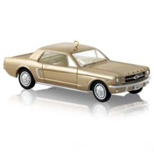 2014 1965 Ford Mustang