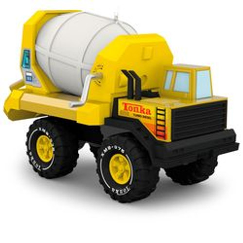 2015 Tonka - Mighty Cement Mixer