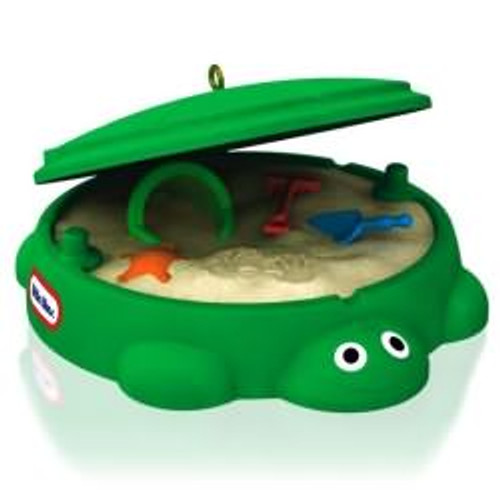 2014 Little Tikes - Classic Turtle Sandbox