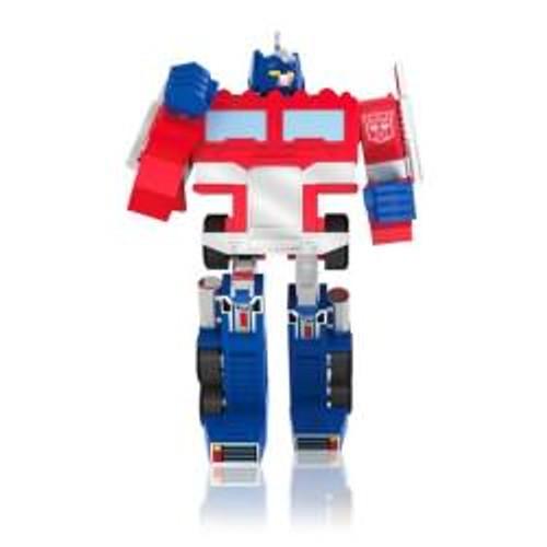 2014 Optimus Prime - Transformers