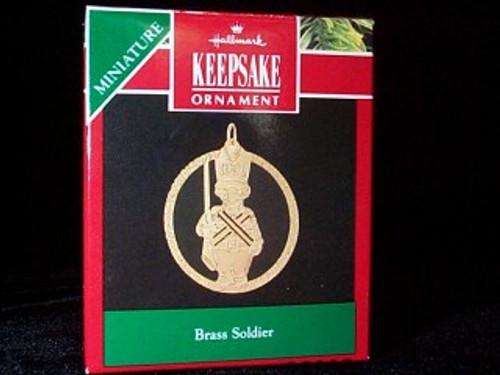 1991 Brass Soldier
